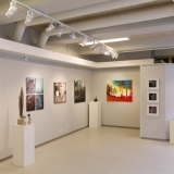 Utställning på Konstfrämjandet Sörmland i Eskilstuna 2018